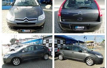 Citroën C4 2.0 Exclusive 16v