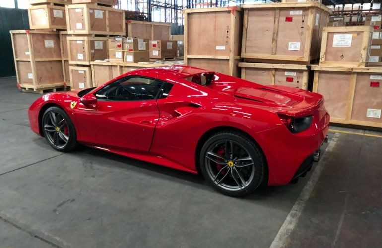 Ferrari 488 Spider 3.9 V8 Turbo Dct - Foto #6