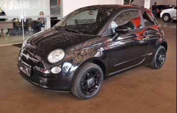 Fiat 500 1.4 Sport 16v - Foto #2