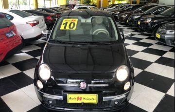 Fiat 500 1.4 Lounge 16v - Foto #2