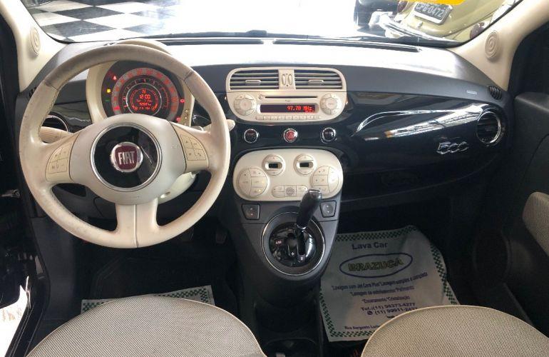 Fiat 500 1.4 Lounge 16v - Foto #7