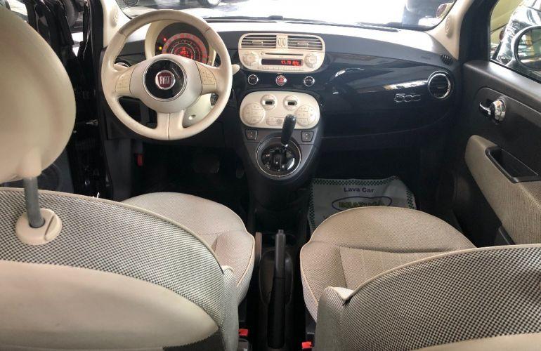 Fiat 500 1.4 Lounge 16v - Foto #9