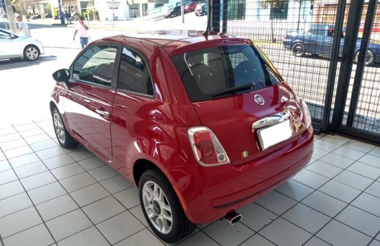 Fiat 500 1.4 Cult 8v - Foto #2