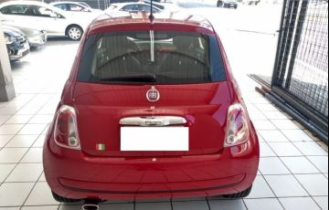 Fiat 500 1.4 Cult 8v - Foto #6