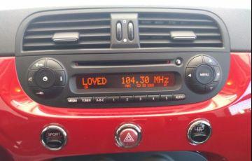 Fiat 500 1.4 Cult 8v - Foto #4