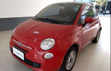 Fiat 500 1.4 Cult 8v - Foto #3