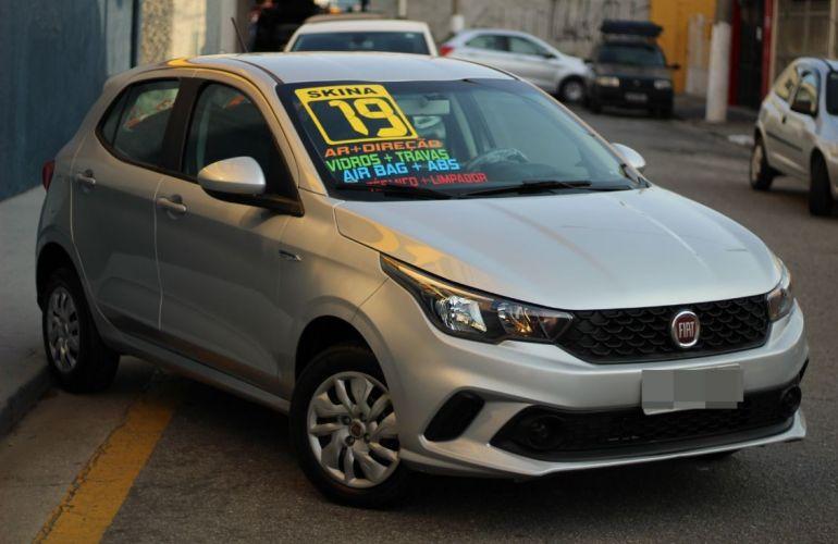 Fiat Argo 1.0 Firefly Drive - Foto #1