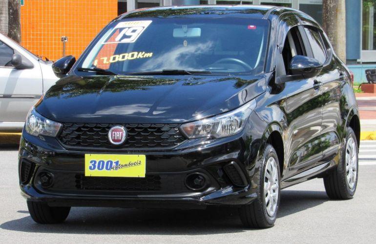 Fiat Argo 1.0 Firefly - Foto #1