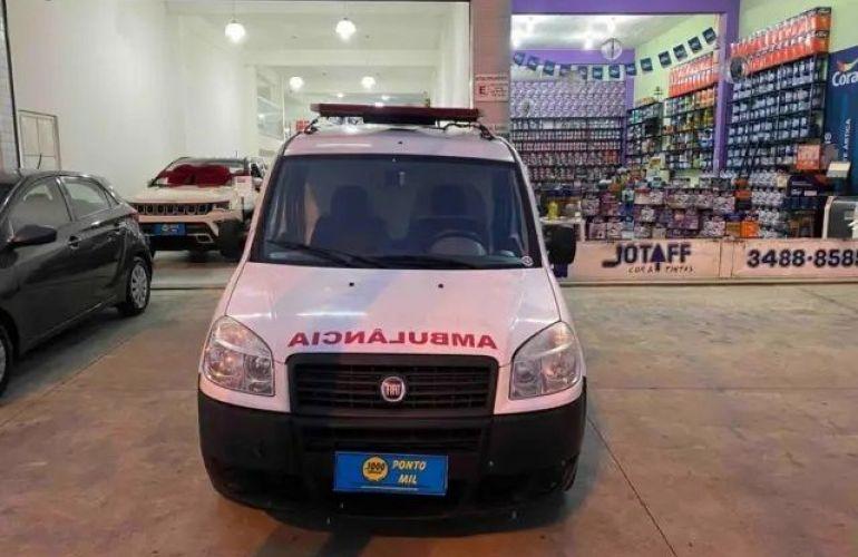 Fiat Doblo 1.8 MPi Ambulância 16v - Foto #1