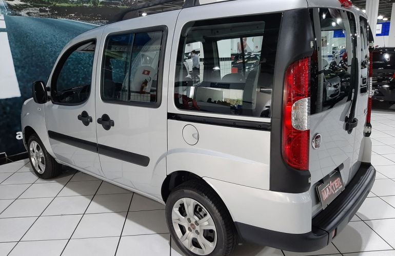 Fiat Doblo 1.8 MPi Essence 7l 16v - Foto #8