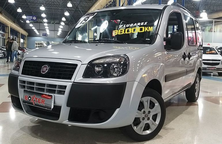 Fiat Doblo 1.8 MPi Essence 7l 16v - Foto #1