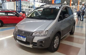 Fiat Idea 1.8 MPi Adventure 8v - Foto #3