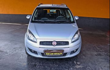 Fiat Idea 1.8 MPi Sporting 16v - Foto #1