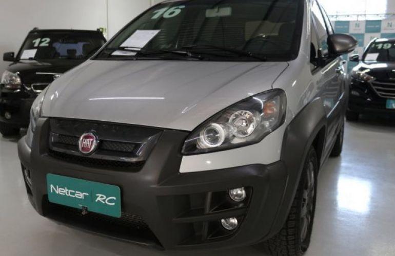 Fiat Idea Adventure 1.8 16V Flex - Foto #1