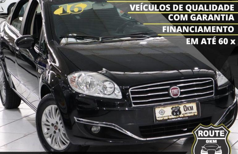 Fiat Linea 1.8 Essence 16v - Foto #1