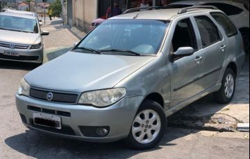 Fiat Palio 1.4 MPi Fire Elx Weekend 8v - Foto #1