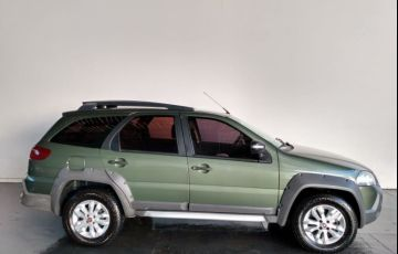 Fiat Palio 1.8 MPi Adventure Weekend 16v - Foto #4