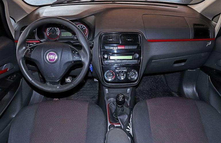 Fiat Punto 1.8 Sporting 8v - Foto #5