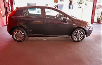 Fiat Punto 1.8 Sporting 8v - Foto #9