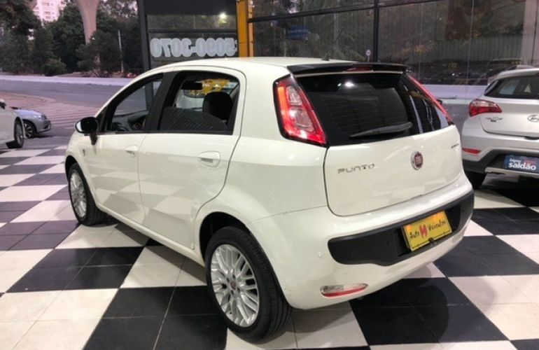 Fiat Punto 1.4 Attractive Italia 8v - Foto #7