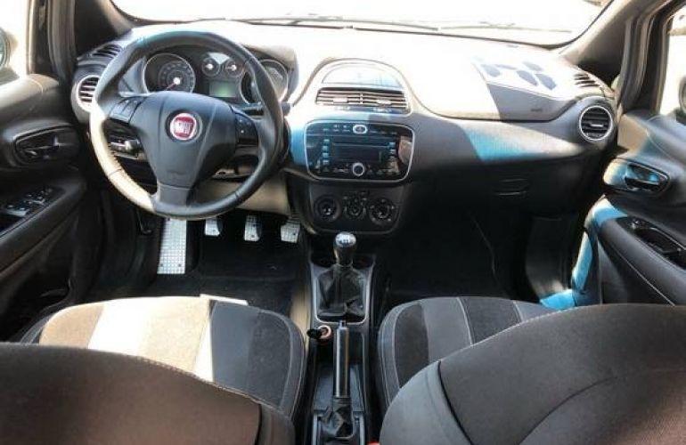 Fiat Punto 1.8 Blackmotion 16v - Foto #8