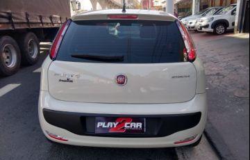 Fiat Punto 1.4 Attractive 8v - Foto #4
