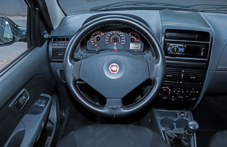 Fiat Siena 1.0 MPi El 8v - Foto #6