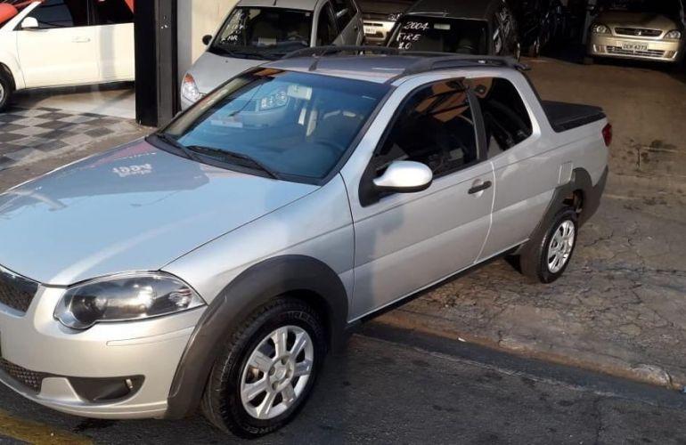 Fiat Strada 1.6 MPi Trekking CD 16v - Foto #3