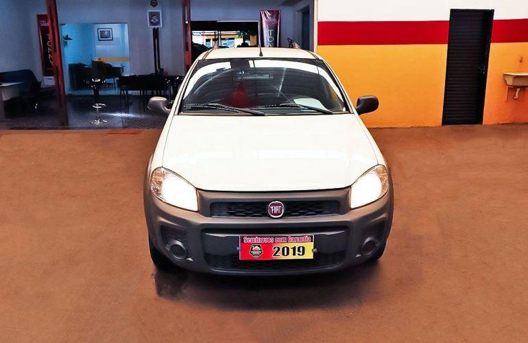 Fiat Strada 1.4 MPi Hard Working CD 8v - Foto #1