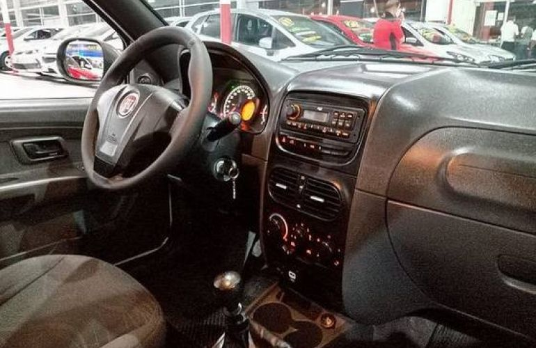 Fiat Strada 1.4 MPi Hard Working CS 8v - Foto #8