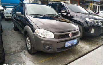 Fiat Strada 1.4 MPi Hard Working CD 8v - Foto #2