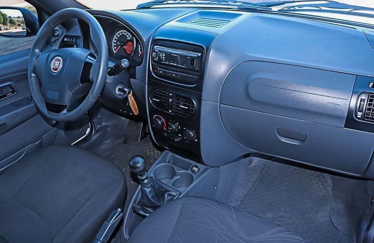 Fiat Strada 1.4 MPi Hard Working CE 8v - Foto #7