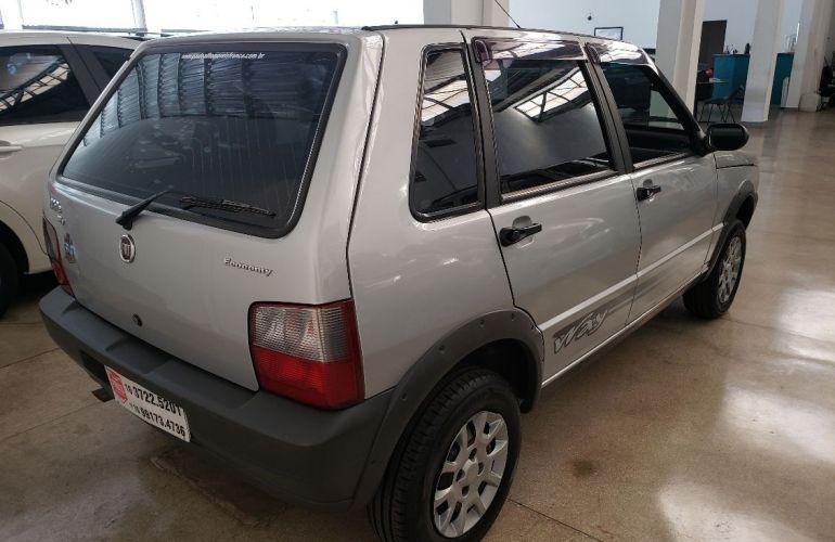 Fiat Uno 1.0 Way 8v - Foto #3