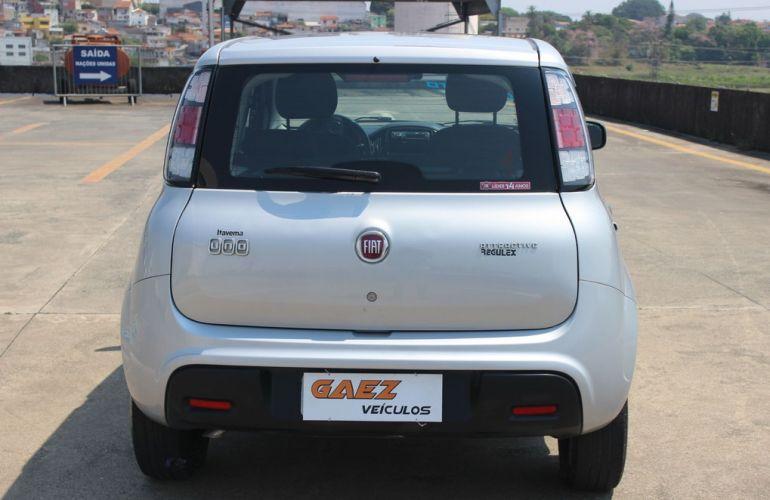 Fiat Uno 1.0 Evo Attractive 8v - Foto #4