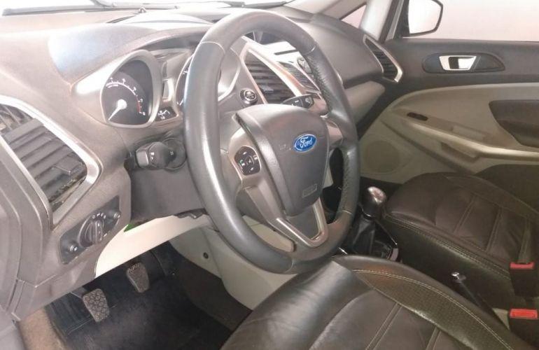 Ford Ecosport 1.6 Titanium 16v - Foto #5
