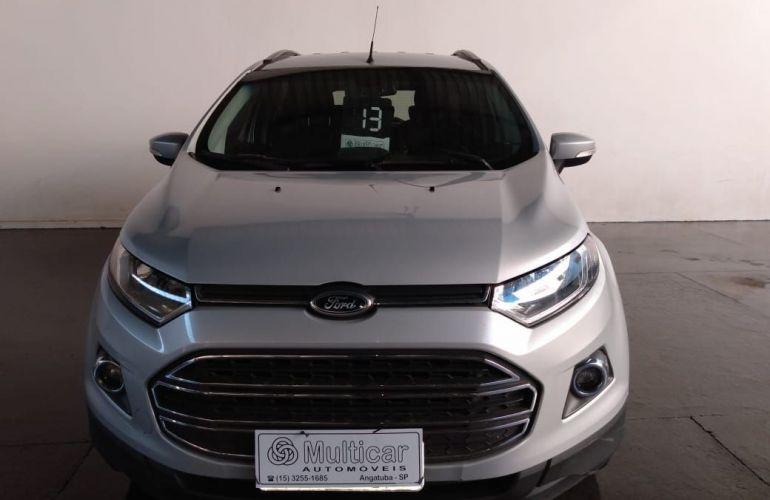 Ford Ecosport 1.6 Titanium 16v - Foto #7