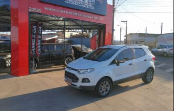 Ford Ecosport 1.6 Freestyle 16v - Foto #1