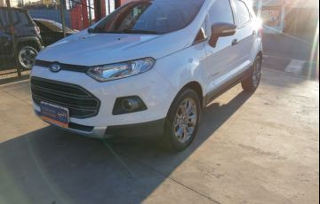 Ford Ecosport 1.6 Freestyle 16v - Foto #4