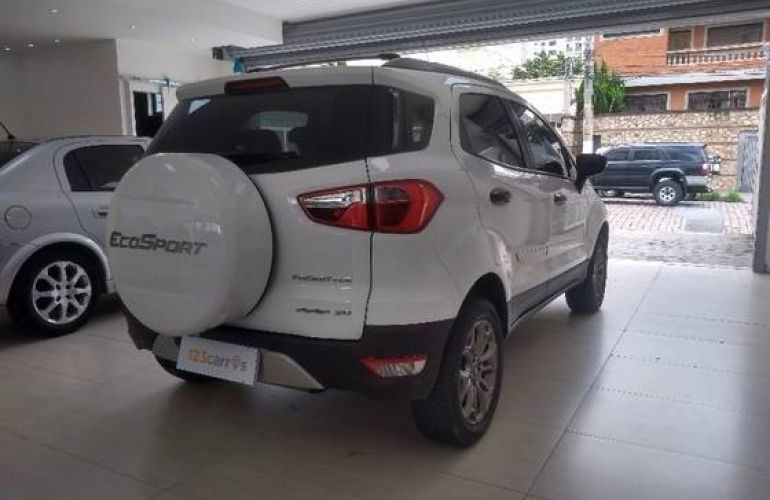 Ford Ecosport 2.0 Freestyle 16v - Foto #6