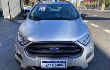 Ford Ecosport 1.5 Tivct Freestyle - Foto #1