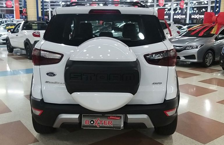 Ford Ecosport 2.0 Direct Storm 4wd - Foto #5