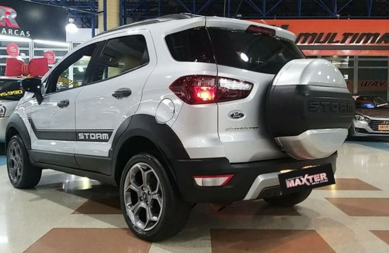 Ford Ecosport 2.0 Direct Storm 4wd - Foto #2