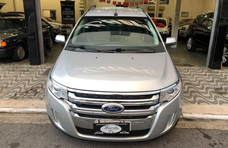 Ford Edge 3.5 V6 Limited - Foto #9