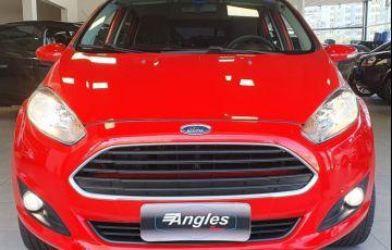 Ford Fiesta 1.5 SE Hatch 16v - Foto #4