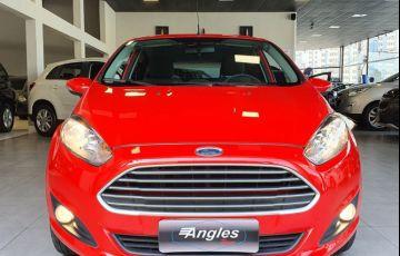 Ford Fiesta 1.6 SE Hatch 16v - Foto #1