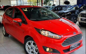 Ford Fiesta 1.6 SE Hatch 16v - Foto #2