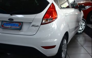 Ford Fiesta 1.6 Tivct SE Style - Foto #7