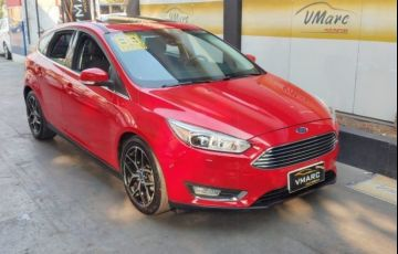 Ford Focus 2.0 Titanium Plus Fastback 16v - Foto #1