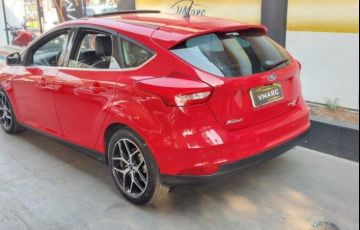 Ford Focus 2.0 Titanium Plus Fastback 16v - Foto #2