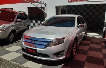 Ford Fusion 2.5 SEL 16v
